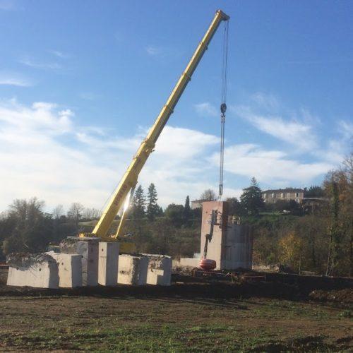 chantier stifor SNPE ANGOULEME